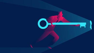 ساخت کلید در لینوکس