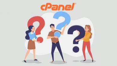 تصویر از کنترل پنل سی پنل (Cpanel) چیست؟