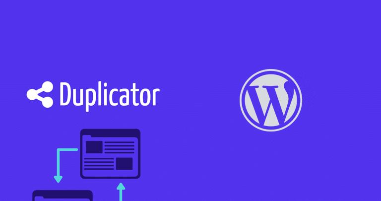 انتقال سایت با duplicator