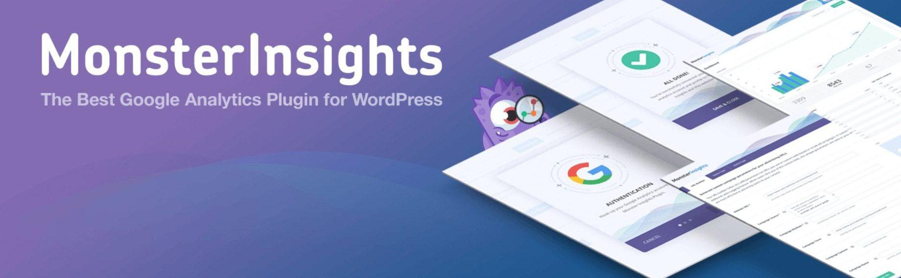 افزونه Google Analytics for WordPress