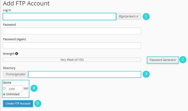 add-ftp-account