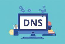 تعریف رکورد DNS
