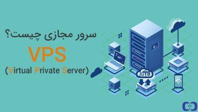 تصویر از سرور مجازی (VPS) چیست؟ چه کاربرد هایی دارد؟