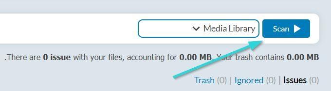 پاک کردن فایلهای اضافی وردپرس با Media Cleaner