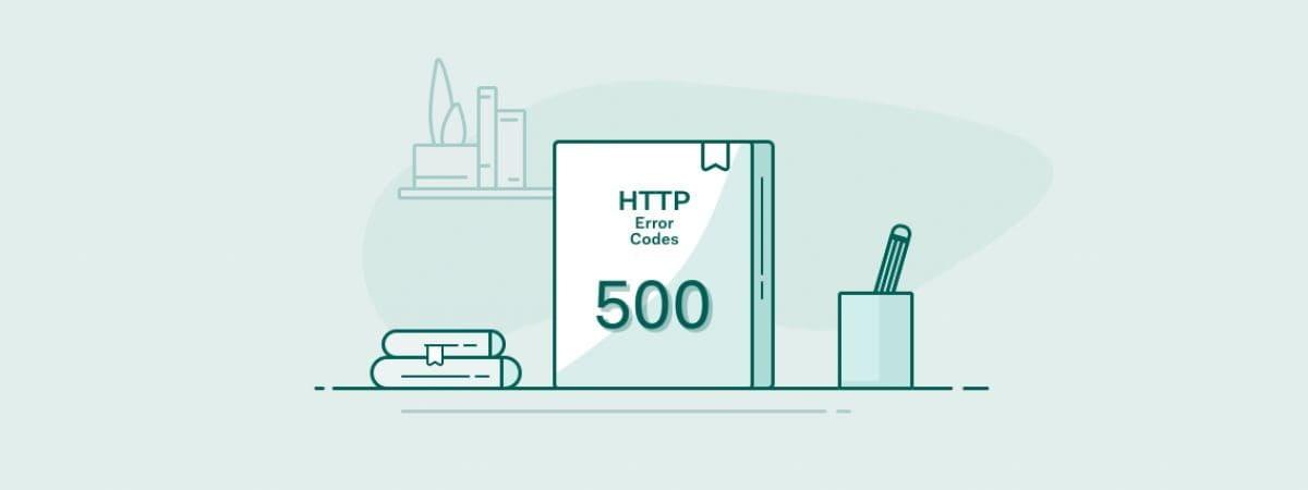 کدهای وضعیت 500