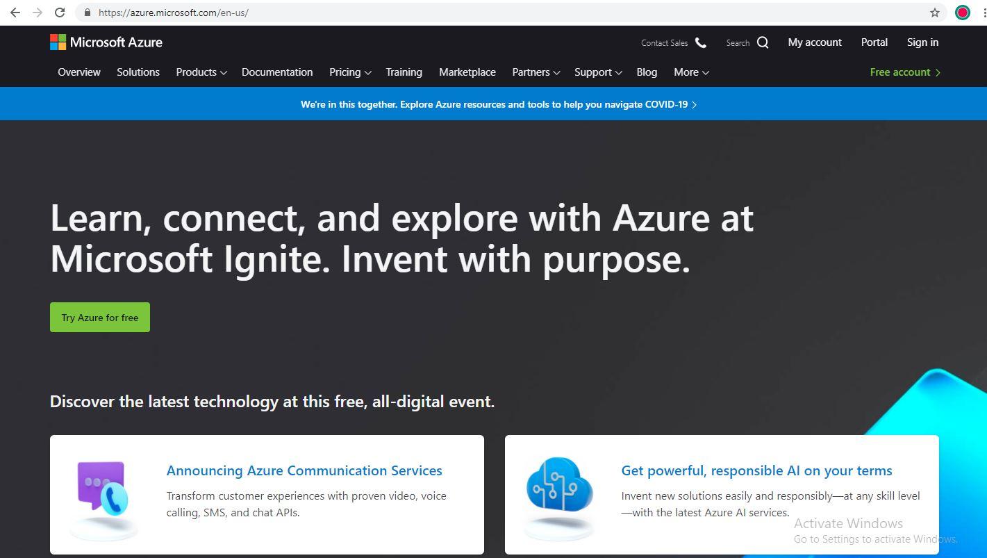 معرفی Microsoft Azure به عنوان یکی از برترین CDNها