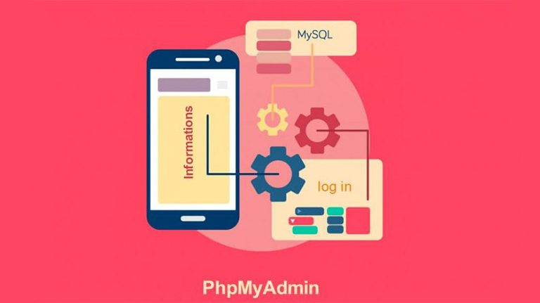 آموزش نحوه ورود به phpmyadmin