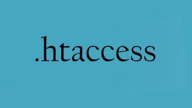 تصویر از فایل htaccess. چیست و چه کاربردی دارد؟