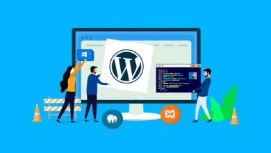 تصویر از آموزش نحوه نصب قالب وردپرس (WordPress)