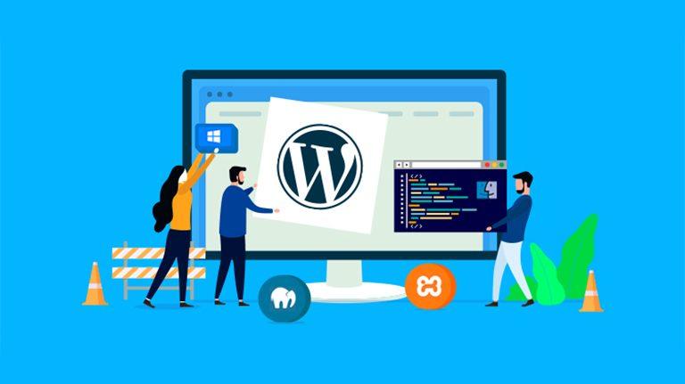 آموزش نحوه نصب قالب وردپرس (WordPress)