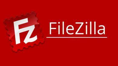 تصویر از آموزش کار با برنامهFilezilla