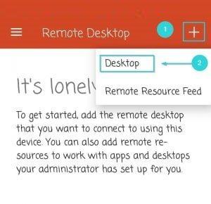 کار با RD Client برای اتصال به سرور مجازی ویندوز