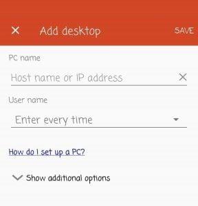 آموزش کار با RD Client برای اتصال به سرور مجازی