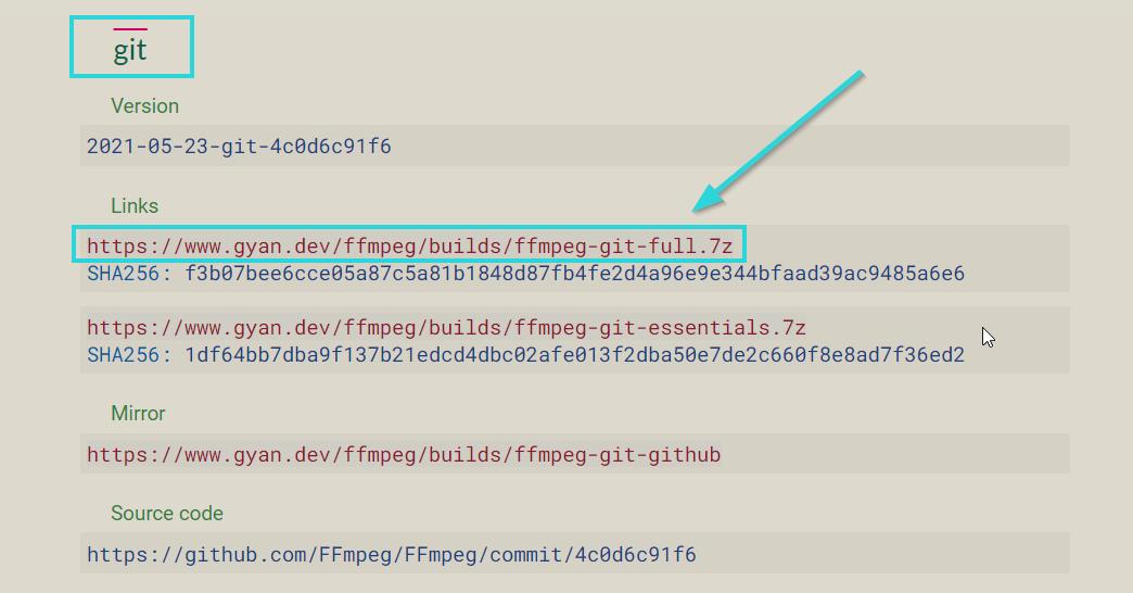 آموزش نصب FFmpeg در ویندوز