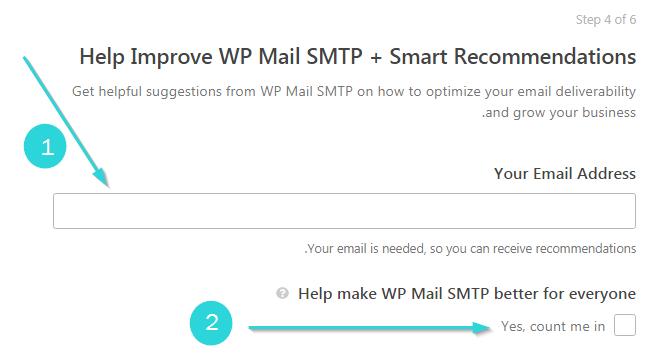 تنظیمات ارسال ایمیل در وردپرس با SMTP