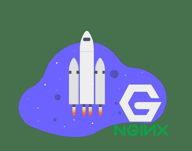 وب سرور nginx برای هاست دانلود و آپلود